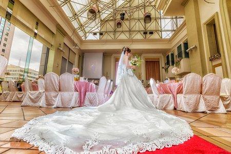 [高雄婚攝]│寒軒國際大飯店庭園廳 迎娶午宴 婚禮攝影