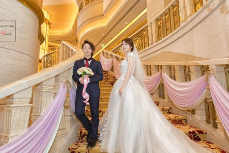 [北部婚攝] 台北美福大飯店| 雙儀式午宴 | 婚禮紀錄
