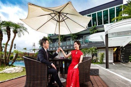 [南投婚攝]│友山尊爵酒店 迎娶午宴 婚禮攝影
