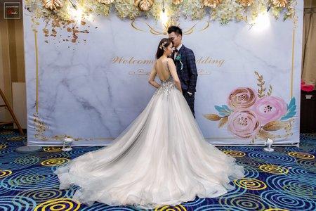 [婚攝]   新竹范廚師宴會廳 | 雙儀式午宴  | 婚禮紀錄