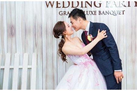[婚攝傑克]  夢時代雅悅會館 | 迎娶午宴 | 婚禮紀錄當日精華