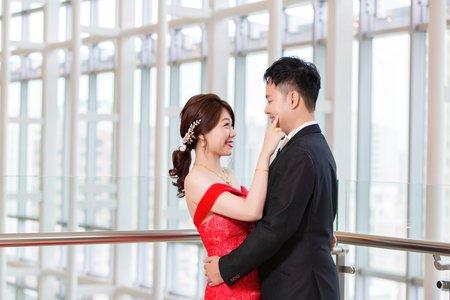[婚攝傑克]  漢來大飯店巨蛋會館 | 午宴宴客| 婚禮紀錄