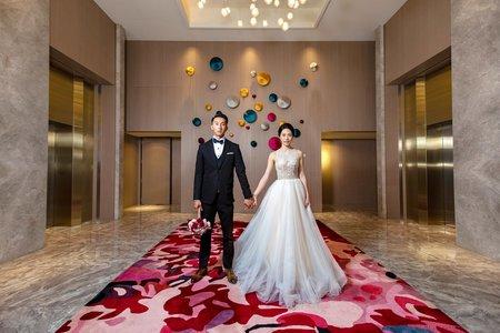 [婚攝] 智堯 & 雅菁  台北格萊天漾   儀式午宴   婚禮紀錄