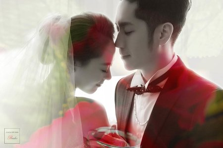 台北婚攝|逆天顏值組合新人!!|婚禮紀錄王朝大酒店