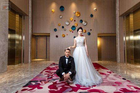 [婚攝] 智堯 & 雅菁  台北格萊天漾 | 儀式午宴 | 婚禮紀錄