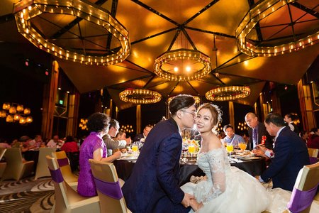 [婚攝] 婚攝傑克 高雄圓山儀式/晶綺盛宴宴客| 平面攝影