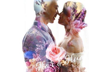 高雄 婚禮紀錄| 打造屬於你們的浪漫記憶  | 寒軒大飯店