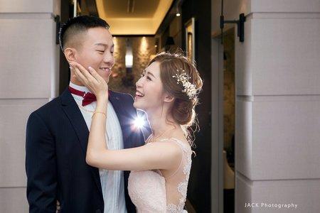 台北婚禮紀錄 |一生中的感動瞬間 | 珍豪大飯店