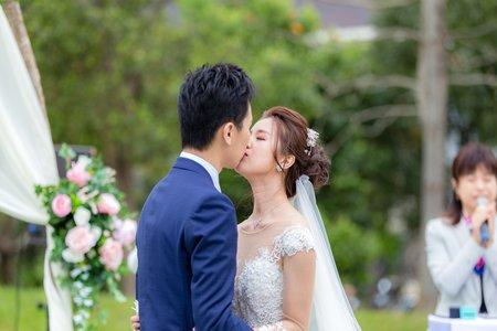 [婚攝]  婚攝傑克  新竹一五好事| 戶外證婚午宴 | 婚禮紀錄
