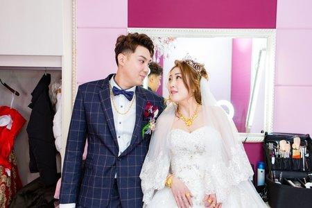 [婚攝傑克]  台南情定婚宴城堡 永康館 | 儀式晚宴 | 當日精華
