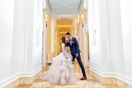 婚攝傑克] 高雄林皇宮 | 純午宴 | 婚禮紀錄