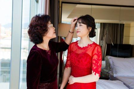 [婚攝傑克] 台北晶華酒店 晶英會  | 文定午宴 | 婚禮紀錄