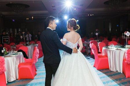 [婚攝] 奕亨 & 婉琪 漢來大飯店巨蛋會館 午宴宴客
