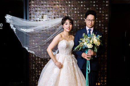[婚攝傑克] 台北晶華酒店 晶英會    文定午宴   婚禮紀錄