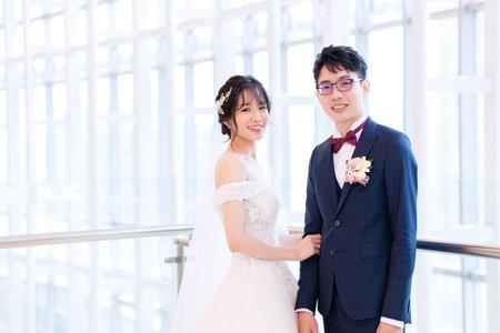 [婚攝傑克] 漢來大飯店巨蛋會館 | 純午宴 | 婚禮紀錄