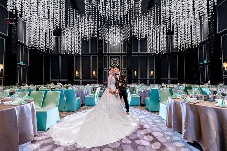 [婚攝傑克]  晶綺盛宴珍珠廳精華 | 迎娶午宴 | 婚禮紀錄