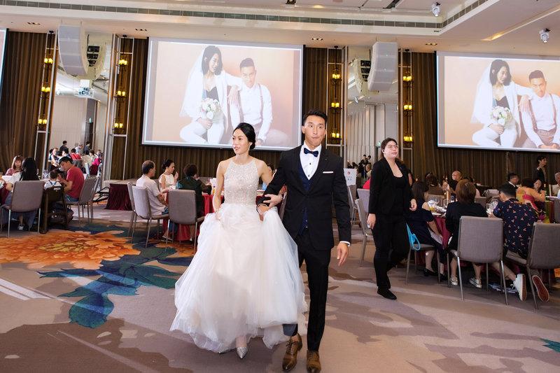【婚禮紀錄】婚攝傑克 小資族首選作品