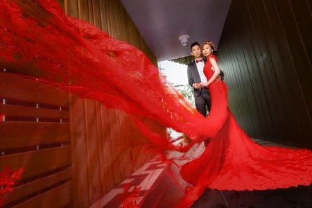 [婚攝] │ 新紅館餐廳 文定午宴 婚禮攝影