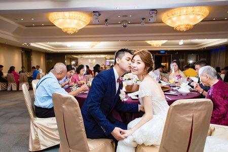 國賓大飯店婚禮紀錄|溫馨家宴,也能給你想要的高級感。