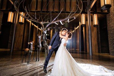 高雄婚禮紀錄|晶綺盛宴|帶著寶貝結婚去。