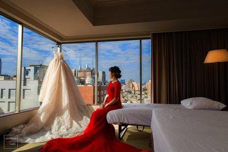 台北婚禮攝影|「晶華酒店」浪漫指數100%!來場讓人難忘的婚禮吧!