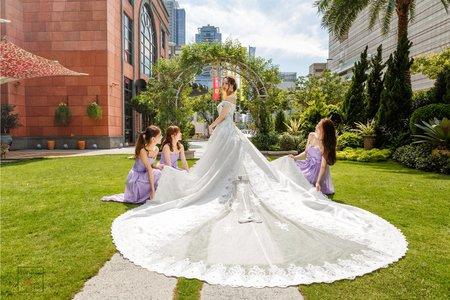 台北婚禮攝影|「維多麗亞酒店」高顏質 登對CP組合!