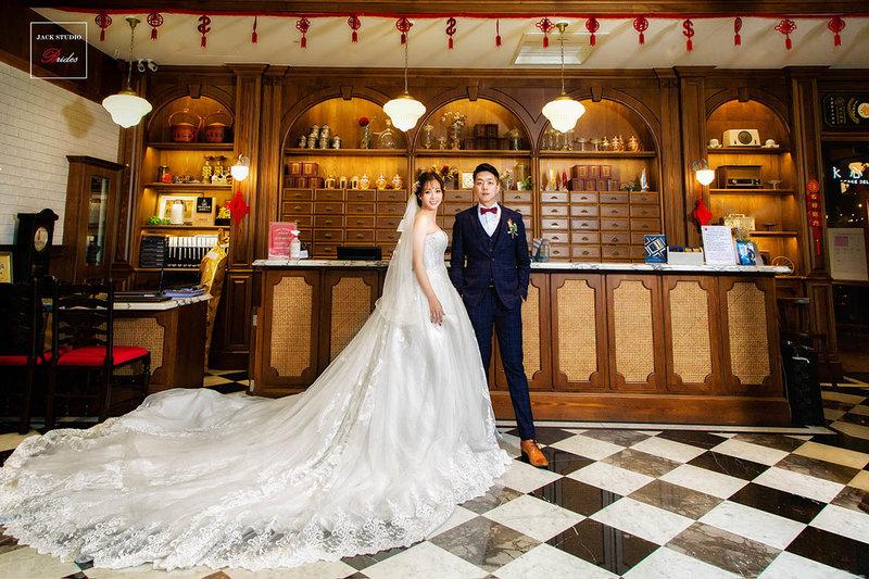 婚禮類婚紗拍攝