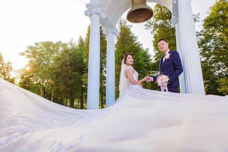 桃園晶麒莊園婚攝|這天,我們一起實現夢想中的婚禮藍圖