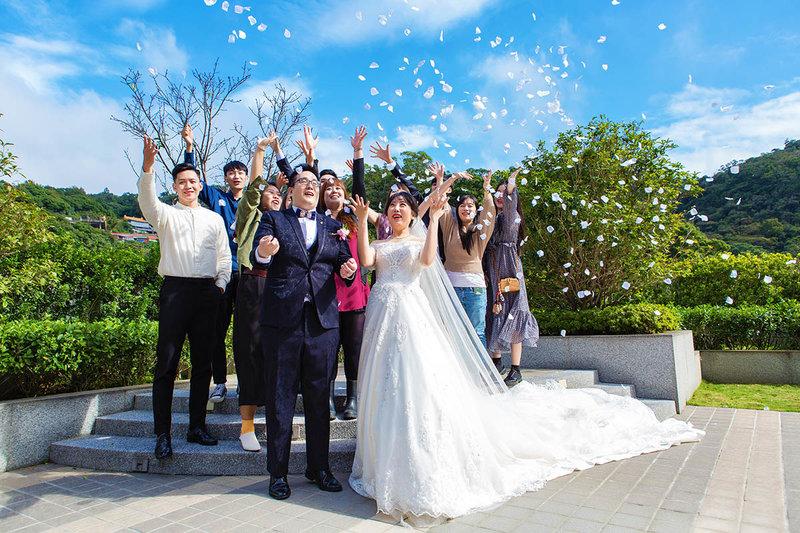 打造屬於妳的高質感婚禮。