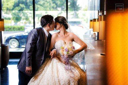 [婚攝傑克 ] 儀式晶英酒店 宴客東東-華平館 東饌廳 | 迎娶午宴| 婚禮紀錄
