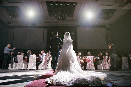 婚禮紀錄-半日單機動態錄影