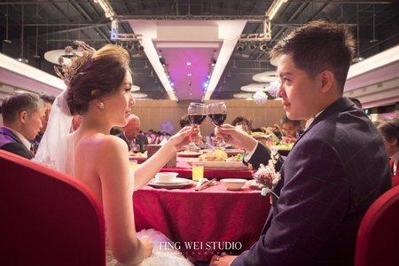 【婚禮平面紀錄 Eric】竹南訂結午宴