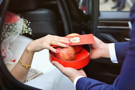【婚禮平面紀錄 Alan】訂結午宴