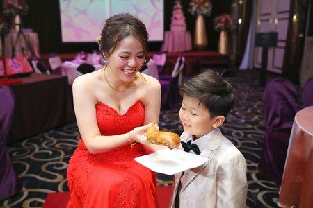 【婚禮平面紀錄 Alan】台北訂結午宴
