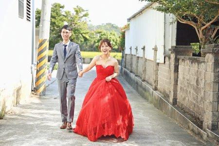 【婚禮平面紀錄 Alan】竹南訂婚午宴