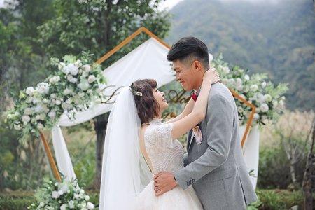 【婚禮平面紀錄 Alan】南庄戶外婚禮