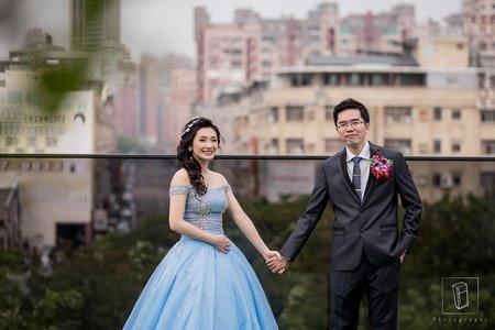 高雄婚攝 - 東風新意