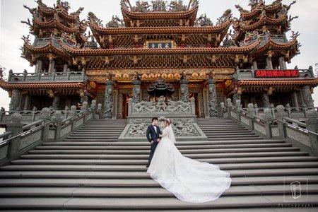婚禮攝影-飛鳳寺