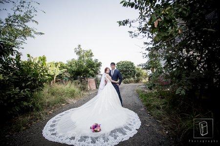 台南婚攝-結婚迎娶