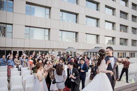 【新春限量】- 美式微型婚禮戶外證婚