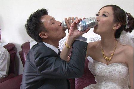 有聲有攝 婚禮互動式動態錄影(二)