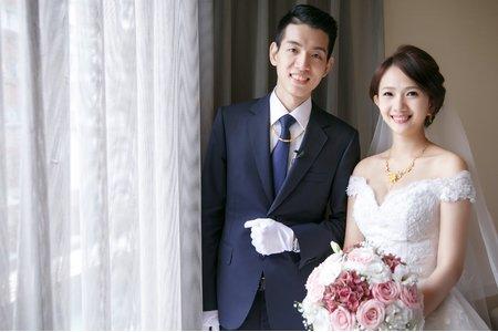 【婚攝】瑋&婷訂結午宴@ 台北晶華