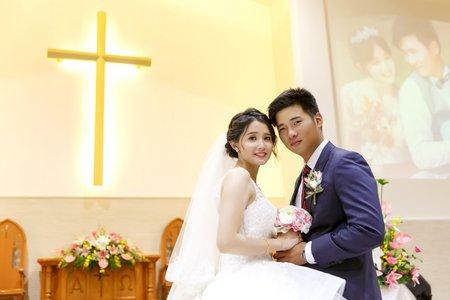 桃園迎娶證婚儀式