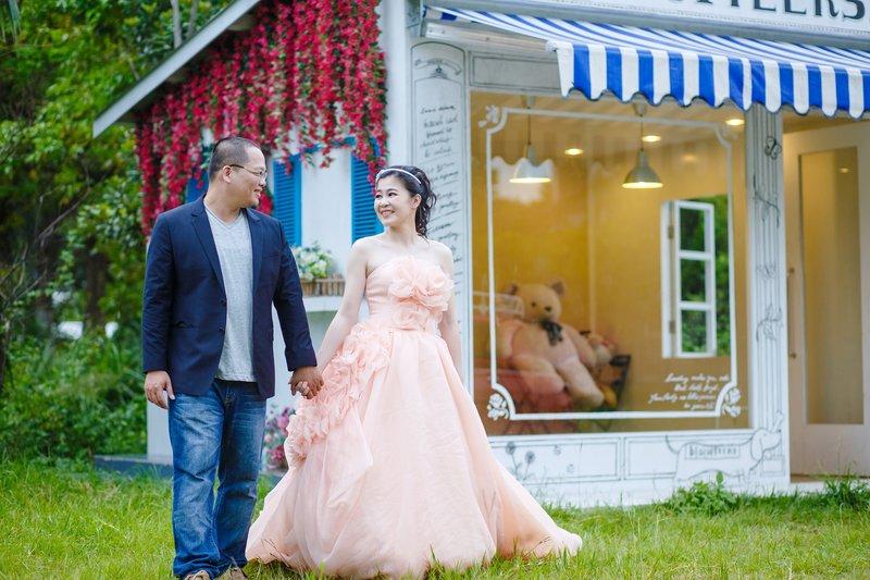 自助婚紗 婚紗基地