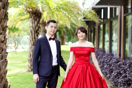 自助婚紗 純攝影
