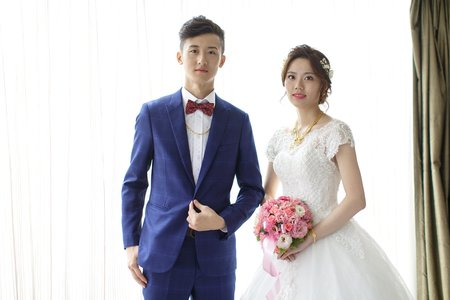 台北婚禮攝影-板橋馥都飯店