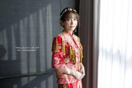 【台北婚攝】飯店儀式(訂結婚流程) @白金花園與星靚點