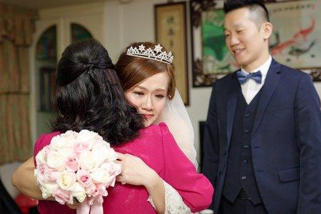 台北婚攝  迎娶午宴 那米哥婚宴會館