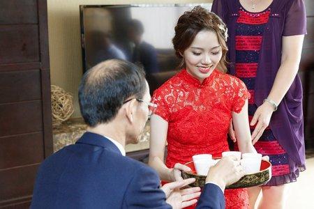 小夫妻婚攝--上午文定儀式+中午宴客