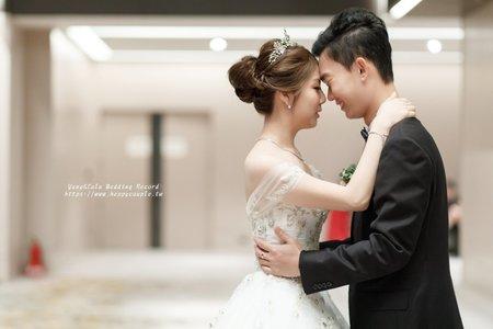 小夫妻婚攝-板橋凱撒(訂結儀式)排版